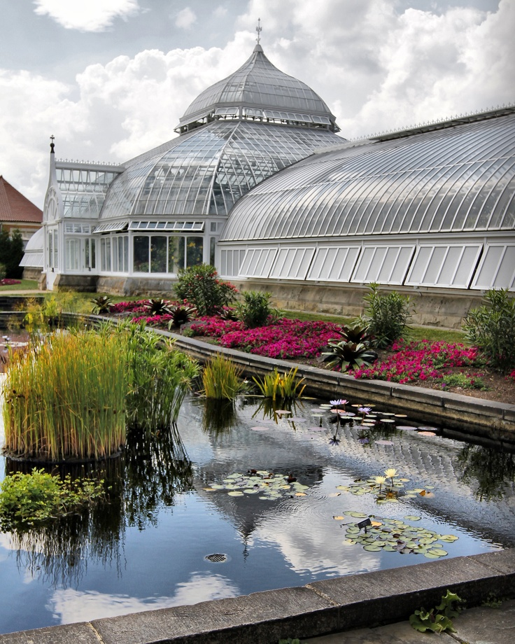 Phipps Conservatory& Botanical Gardens in Oakland, PA  http://phipps.conservatory.org/