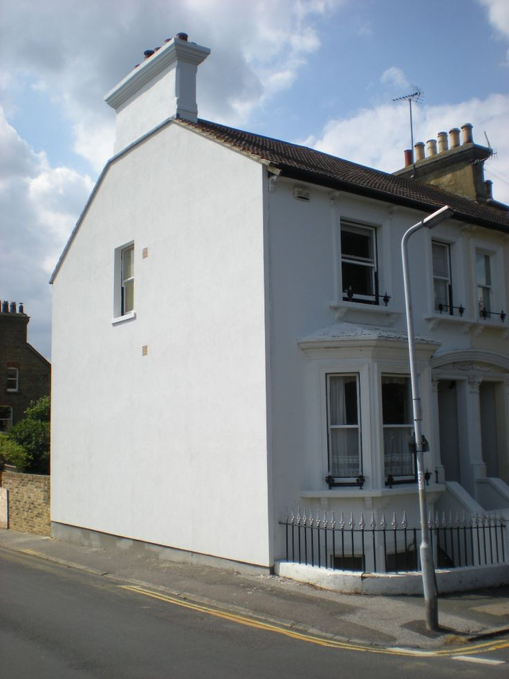 Elegant Victorian End Of Terrace House In Conservation Area Of Faversham,  Refurbishment By Conker Reduced Energy