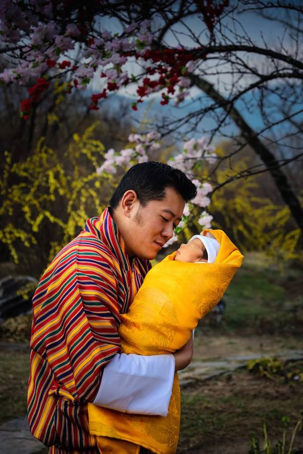 Best THE KING OF BHUTAN Images On Pinterest King Queen Royal - The most eco friendly country in the world just planted 108000 trees to celebrate a new royal arrival
