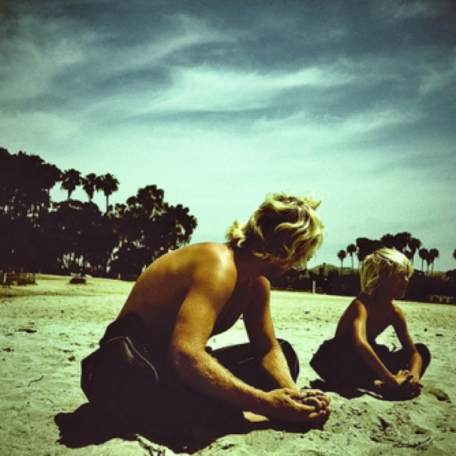 someday i will have a hot surfer hubby and little grommie son!
