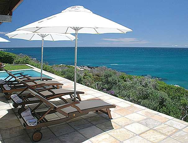 Cliff Lodge at De Kelders (Gansbaai), South Africa - ranked 22nd best B in the world!!