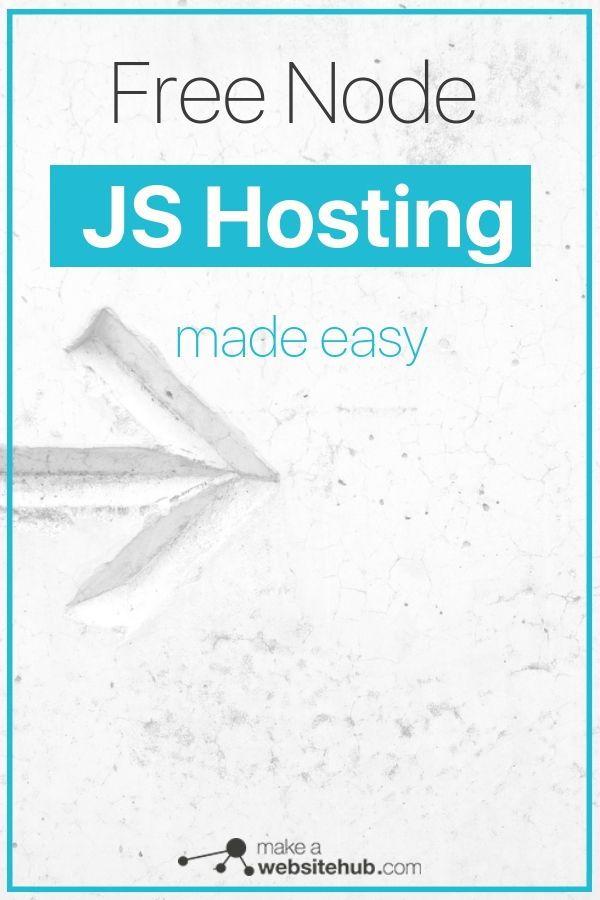 19++ Free node js web hosting info