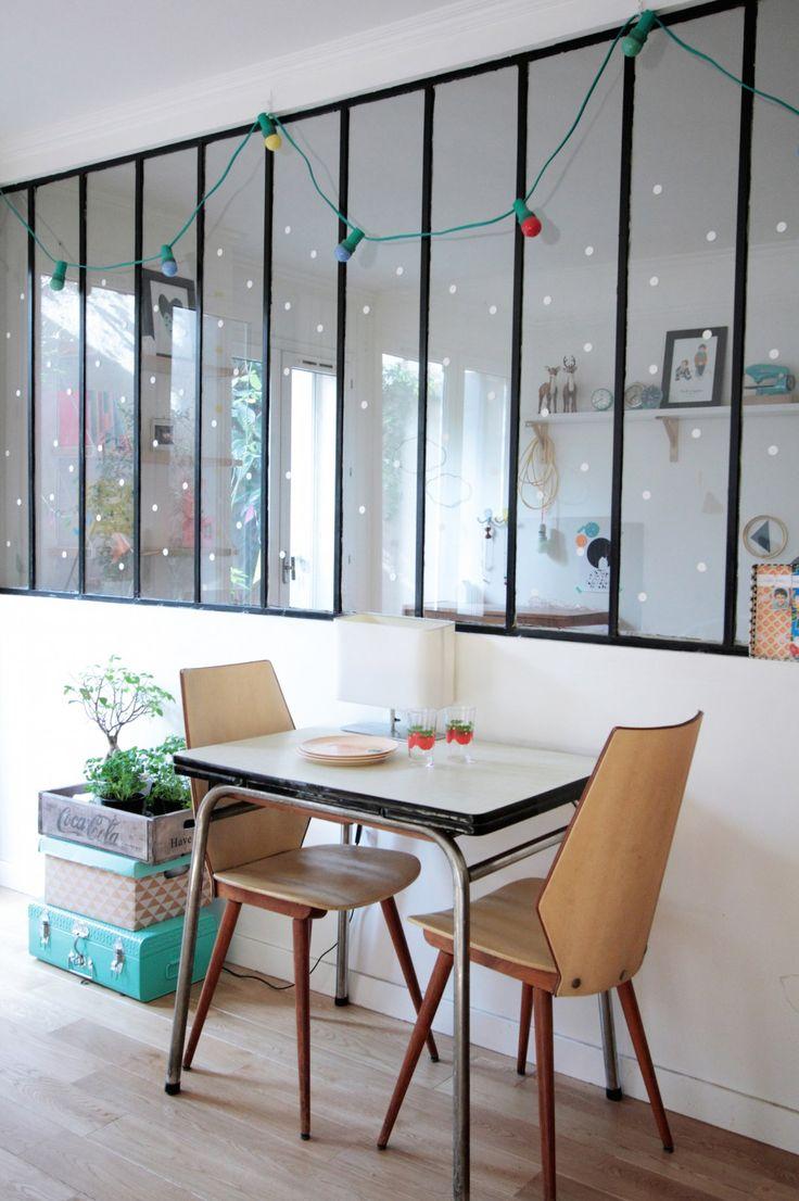 Vintage parisian apartment // Hëllø Blogzine www.hello-hello.fr