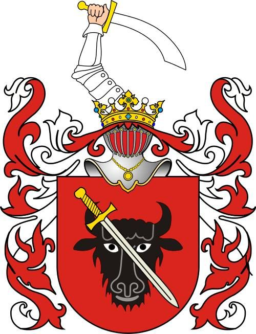 Coat of arms Pomian of polish noble family, variant  -  https://www.facebook.com/photo.php?fbid=1474909846114572