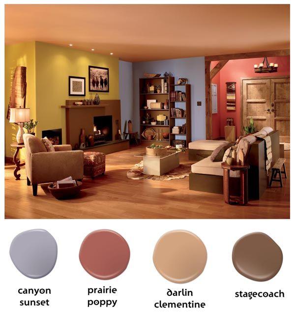 Paint quiz answers paint schemes santa fe and art decor for Room decor quiz