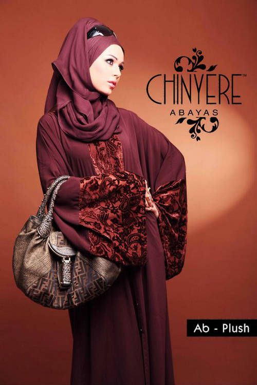 Chinyere Abaya are based on the demands of their niche market, the high end designers create long and flowing abaya - Socialbliss