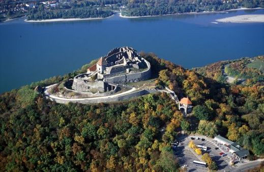 fortress in Visegrád