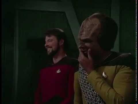 Star Trek: The Next Generation Season Two Blooper Reel