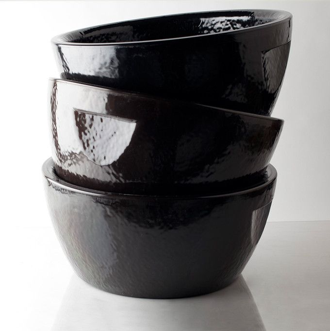 Signature Pedicure Bowl - Onyx