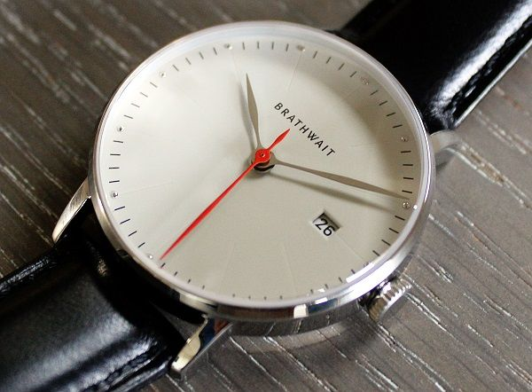 In Review: The Brathwait Automatic Minimalist Watch | Dappered.com