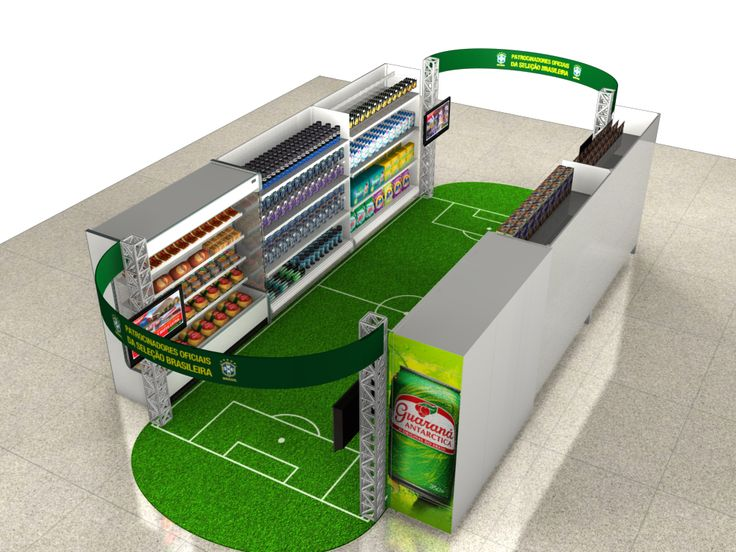 Animation Foot magasin