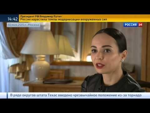 Диана Вишнева: моей ежедневной молитвой является балетный станок