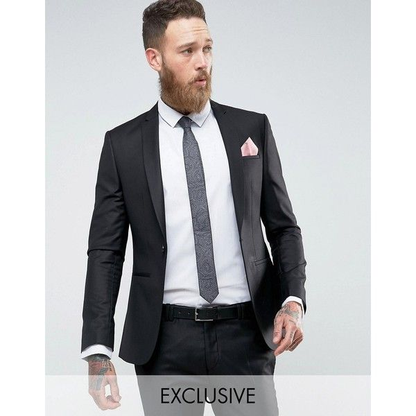 25 Best Ideas About Skinny Fit Suits On Pinterest Mens