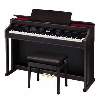 Casio® – Piano numérique noir AP650