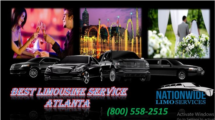 Looking for the best Limousine Service in Atlanta? You have come to the right place. Limo nationwide offer professional limo services, on time for all needs and occasions in and around Atlanta. Booking us immediately and calling us at: (800) 558-2515.Visit us: http://limonationwide.com/atlanta-limo-services/