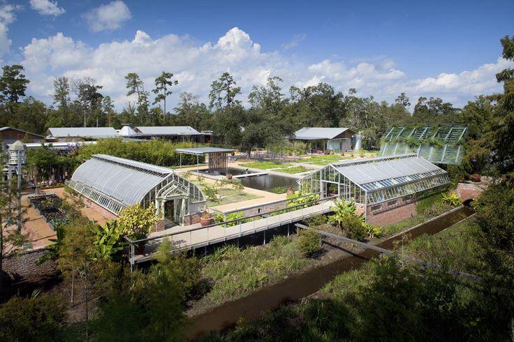 ASLA 2012 / Ботанические сады Шангри Ла / Shangri La Botanical Gardens