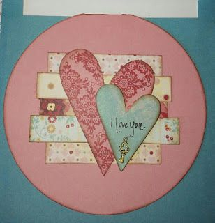 Sheryl's Crafting Corner: Hearts of hearts in patchwork