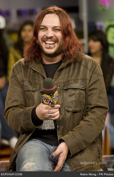 Shaun Morgan (Musician; Seether) - I love Seether and I just find Shaun so interesting