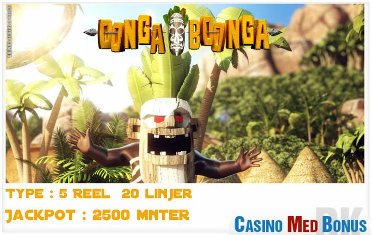 OONGA BOONGA Spilleautomater   Spil Casino Games