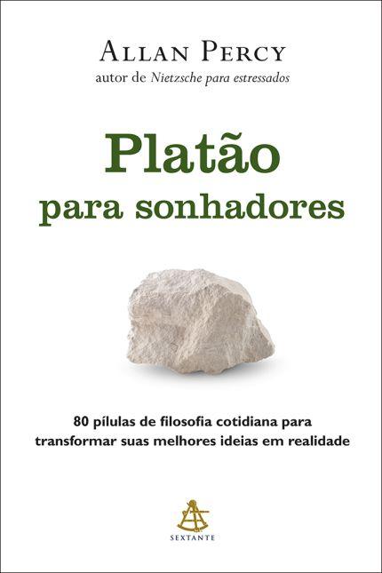 """Allan Percy é autor de """"Platão Para Sonhadores"""" Nietzsche para estressados e já…"""