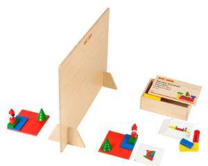 Samen bouwen: een coöperatief spel voor kleuters