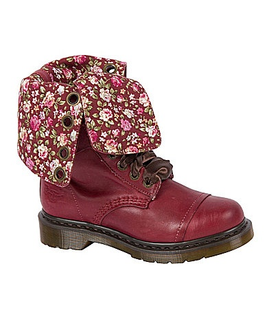 Totally buying every color of the Triumphs I can find!! Dr Martens Womens Triumph 1914 14Eye Boots #Dillards
