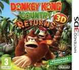 Donkey Kong Country Return 3DS