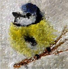 Znalezione obrazy dla zapytania wyklejanki zimowe