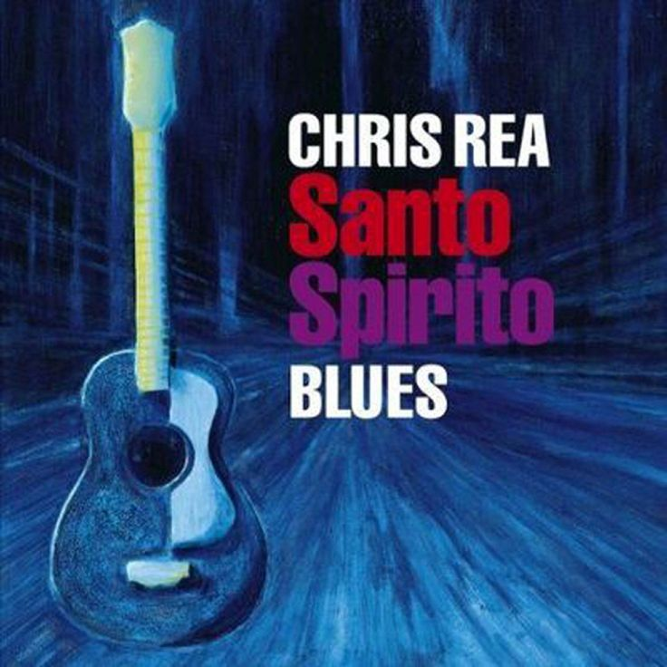 Chris Rea - Santo Spirito Blues - 3 CD + 2 DVD Box Set