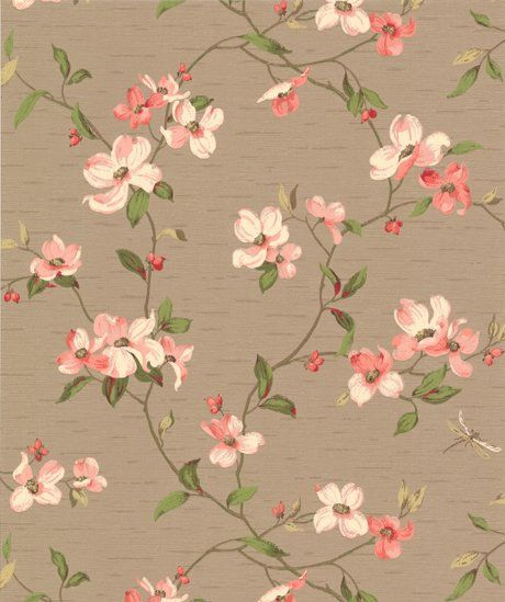33 affordable vintage-style wallpapers for your bedroom, bathroom, foyer and more --- Retro Renovation