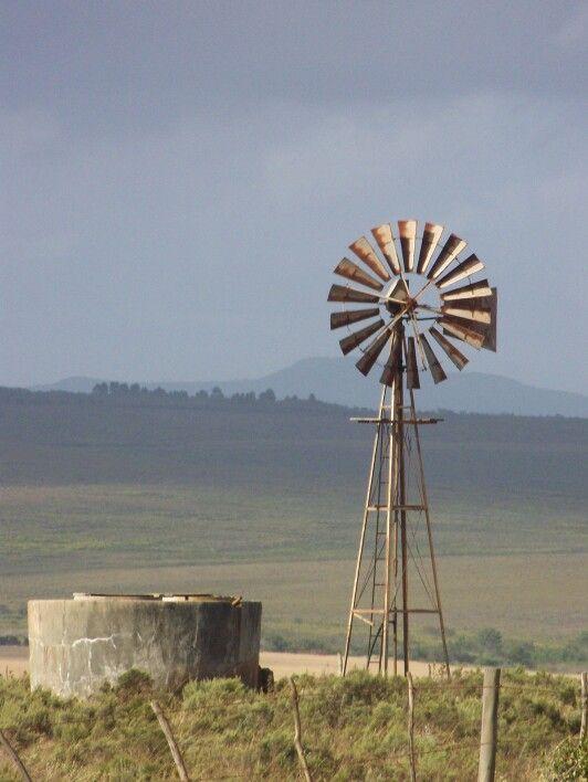 Overberg-windpomp