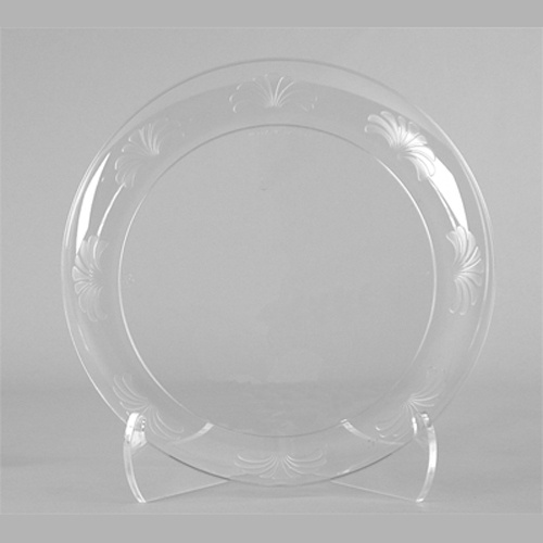 Try Search Using Item No - -- Plate Designerware™ Dinnerware Traditional etched design. 18 packs per case pieces). Sold by the Case.  sc 1 st  Pinterest & 22 best WNA Upscale Disposables images on Pinterest | Plastic plates ...