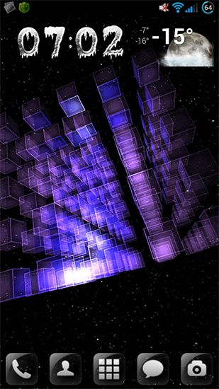 Matrix 3D Live Wallpaper APK Download - Free ...