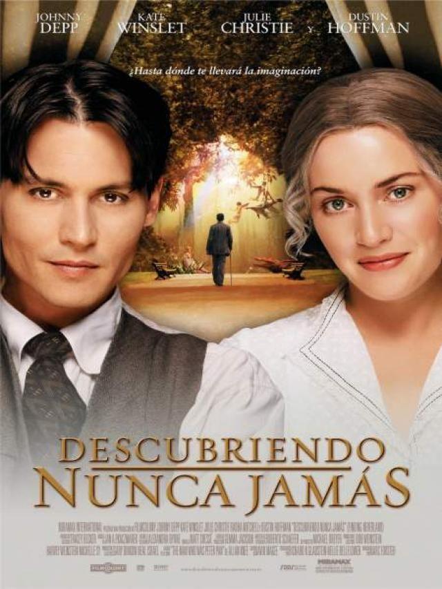 19. Descubriendo el país de Nunca Jamás (2004)