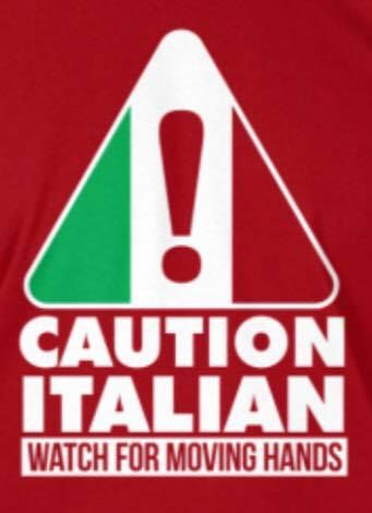 Caution! Italian watch for moving hands