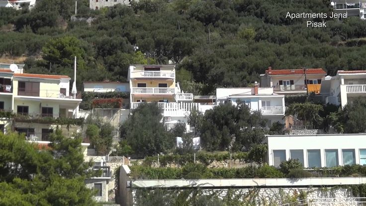 nice Apartments Jena - Pisak , private accommodation Croatia