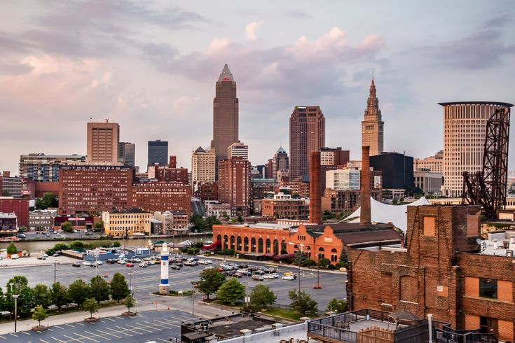 Cleveland, with its booming food scene and revitalized downtown, is camera ready.