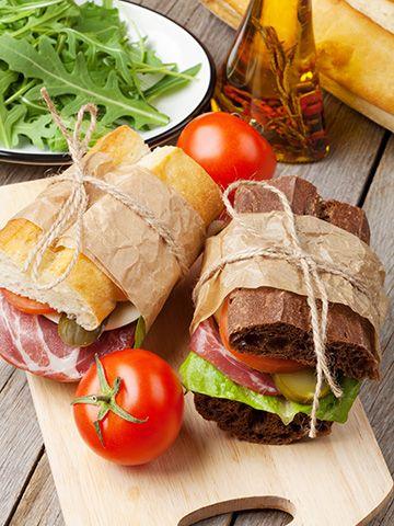 Письмо «Оригинальное меню для пикника: 12 рецептов» — Edimdoma.ru — Яндекс.Почта