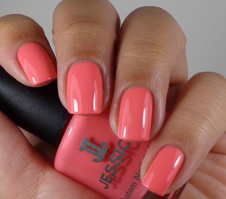 Jessica Orange Nail Polish: 29 Best Jessica Images On Pinterest