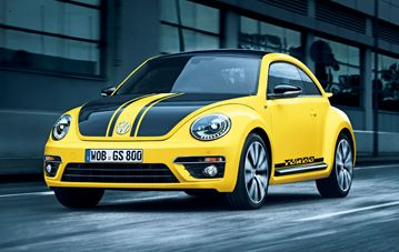 The Beetle Racer Debut!