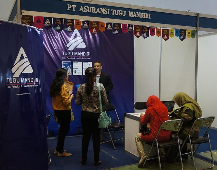 Job Fair Tugu Mandiri 18 - 19 September 2014