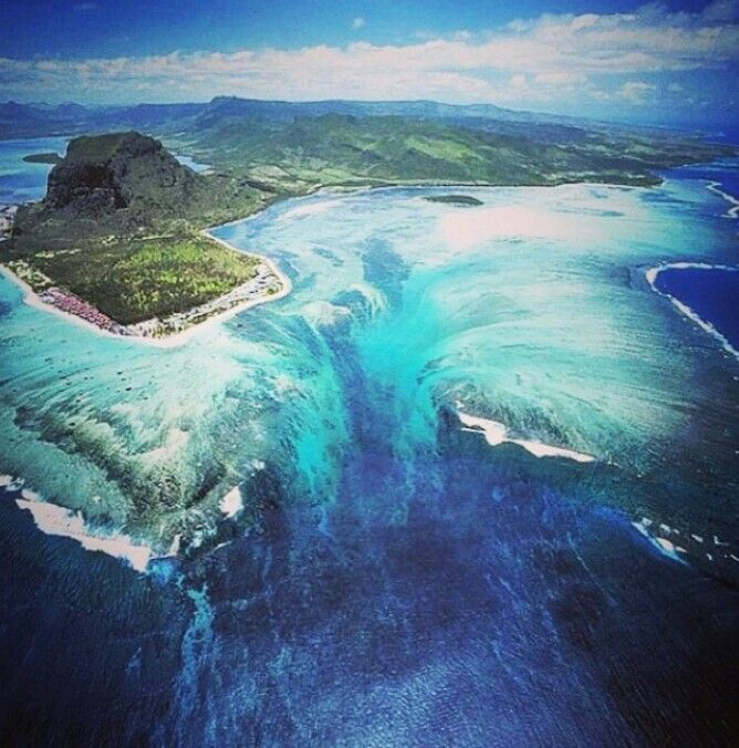 Beautiful Places Underwater: 17 Best Images About Waterfalls On Pinterest