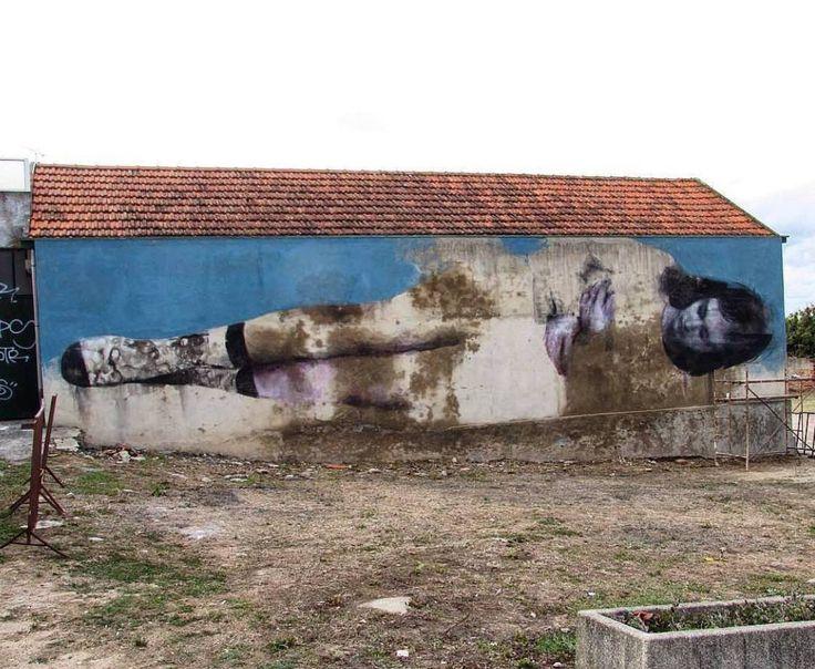 Fran Bosoletti (2016) - Estarreja (Portugal)