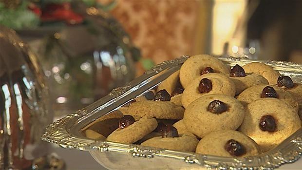 Mette Blomsterbergs favoritsmåkager. Disse lækre nøddesmåkager er nemme at bikse sammen og smager fortrinligt af jul.