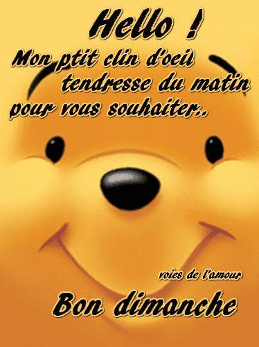 Image result for bon dimanche