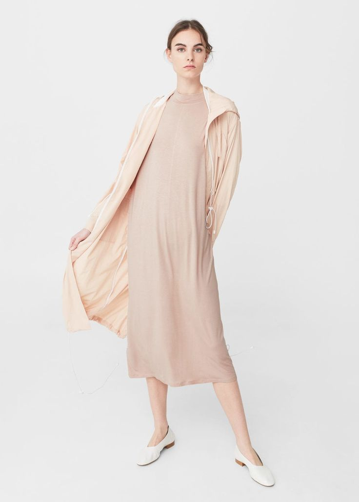 Vestido fluido | MANGO