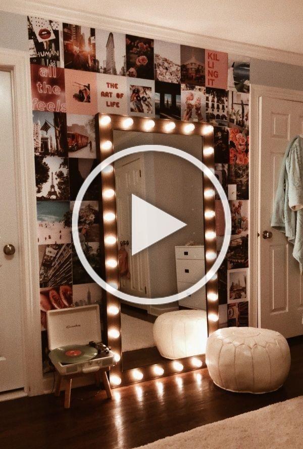 46 Vsco Room Ideas For Teens Tumblr Tu Diy Decor Bedroom
