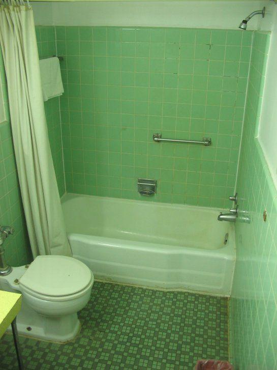Photo Album Website Also a green bathroom