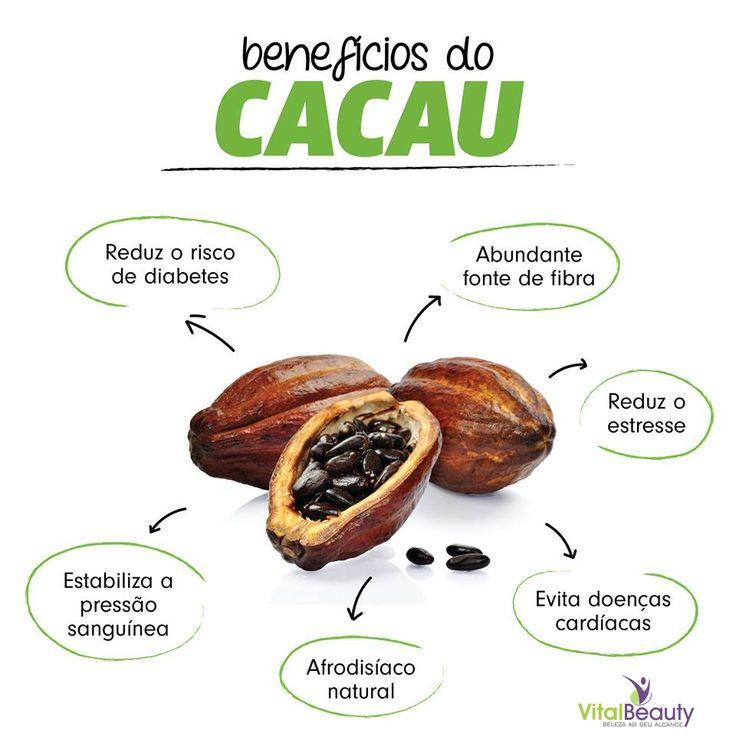 benefícios do cacau Alimentação e saúde, Manjar dos