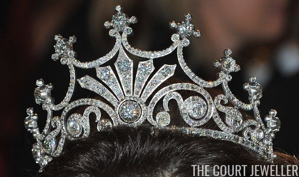 Queen Sofia's Tiara | The Court Jeweller